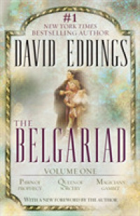 Link to an enlarged image of The Belgariad : Pawn of Prophecy, Queen of Sorcery, Magician's Gambit <1>