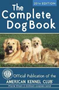 The Complete Dog Book (Complete Dog Book...