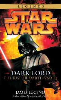 Link to an enlarged image of Star Wars Dark Lord : The Rise of Darth Vader (Star Wars) (Reprint)