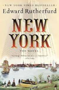 Link to an enlarged image of New York : The Novel (Reprint)