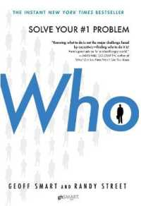 Link to an enlarged image of Who : The a Method for Hiring