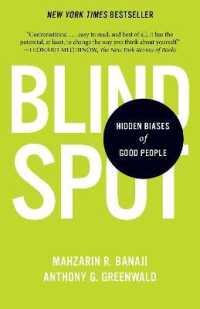 Link to an enlarged image of Blindspot : Hidden Biases of Good People (Reprint)