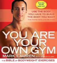 Link to an enlarged image of You Are Your Own Gym : The Bible of Bodyweight Exercises (Reprint)