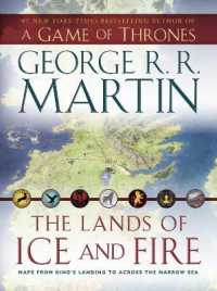 Link to an enlarged image of The Lands of Ice and Fire : Maps from King's Landing to Across the Narrow Sea (A Game of Thrones) (FOL Magnet MT)