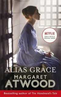 Link to an enlarged image of Alias Grace (Film tie-in)