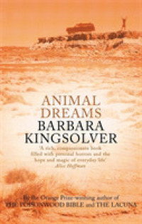 Link to an enlarged image of Animal Dreams -- Paperback / softback