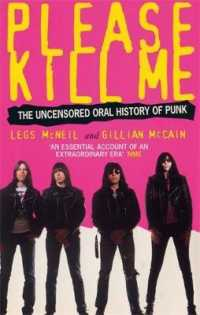 Link to an enlarged image of Please Kill Me: The Uncensored Oral History of Punk