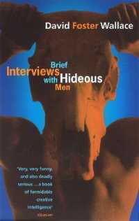 Link to an enlarged image of Brief Interviews With Hideous Men