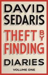 Link to an enlarged image of Theft by Finding : Diaries: Volume One -- Paperback