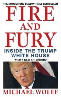 Link to an enlarged image of Fire and Fury -- Paperback / softback