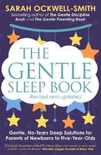 Link to an enlarged image of The Gentle Sleep Book : Gentle, No-tears, Sleep Solutions for Parents of Newborns to Five-year-olds (Gentle)