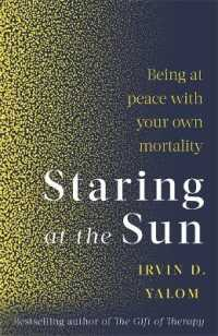 Link to an enlarged image of Staring At The Sun: Being at peace with your own mortality