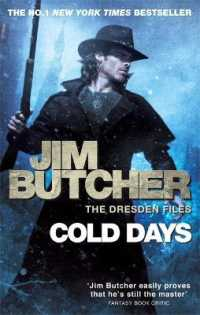 Link to an enlarged image of Cold Days: The Dresden Files, Book Fourteen (Dresden Files)