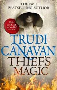 Link to an enlarged image of Thief's Magic : The bestselling fantasy adventure (Book 1 of Millennium's Rule) (Millennium's Rule) -- Paperback / softback