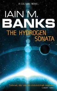 Link to an enlarged image of Hydrogen Sonata (Culture) -- Paperback / softback