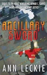 Link to an enlarged image of Ancillary Sword: SEQUEL TO THE HUGO, NEBULA AND ARTHUR C. CLARKE AWARD-WINNING ANCILLARY JUSTICE (Imperial Radch)