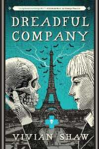 Link to an enlarged image of Dreadful Company: A Dr Greta Helsing Novel (Dr Greta Helsing)