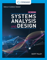 Link to an enlarged image of Systems Analysis and Design (Shelly Cashman) (12th)