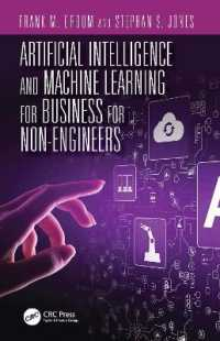 Link to an enlarged image of Artificial Intelligence and Machine Learning for Business for Non-Engineers