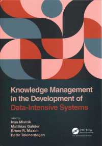 Link to an enlarged image of Knowledge Management in the Development of Data-intensive Systems