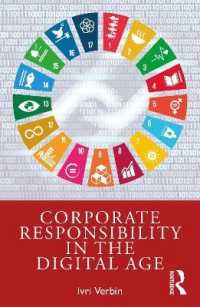Corporate Responsibility in the Digital Age 9780367516697