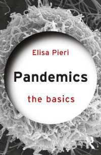 Pandemics: The Basics 9780367610135