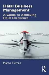 Link to an enlarged image of Halal Business Management : A Guide to Achieving Halal Excellence