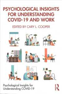Psychological Insights for Understanding COVID-19 and Work 9780367636074