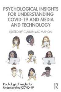 Psychological Insights for Understanding COVID-19 and Media and Technology 9780367640064