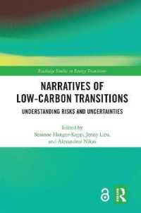 Link to an enlarged image of Narratives of Low-carbon Transitions : Understanding Risks and Uncertainties