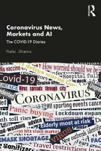 Coronavirus News, Markets and AI 9780367687724