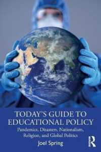 Today's Guide to Educational Policy 9780367740481