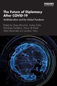 The Future of Diplomacy After COVID-19 9780367764029