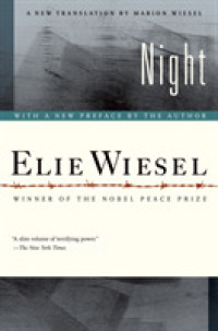 books kinokuniya night night revised wiesel elie wiesel rh thailand kinokuniya com Day by Elie Wiesel Dawn by Elie Wiesel Theme