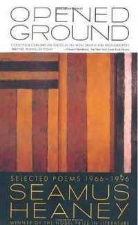 Link to an enlarged image of Opened Ground : Selected Poems 1966-1996 (Reprint)