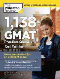 Link to an enlarged image of The Princeton Review 1,138 GMAT Practice Questions (Gmat Practice Questions) (3rd)