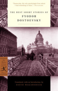 Link to an enlarged image of The Best Short Stories of Fyodor Dostoevsky (Modern Library Classics)
