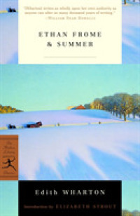 Link to an enlarged image of Ethan Frome & Summer (Modern Library Classics)