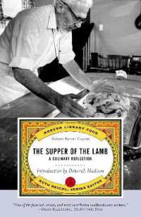Link to an enlarged image of The Supper of the Lamb : A Culinary Reflection (Modern Library Food) (Reprint)