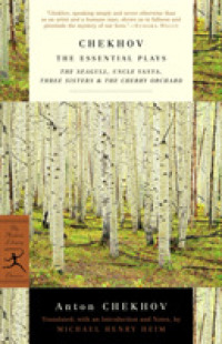 Link to an enlarged image of Chekhov : The Essential Plays (Modern Library Classics)