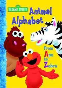 Link to an enlarged image of Animal Alphabet : From Ape to Zebra (BRDBK)