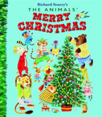 Link to an enlarged image of The Animals' Merry Christmas (Reissue)