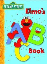 Link to an enlarged image of Elmo's ABC Book (Big Bird's Favorites Brd Bks) (BRDBK)