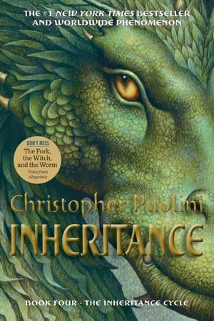 Link to an enlarged image of Inheritance : Or the Vault of Souls (Inheritance Cycle)