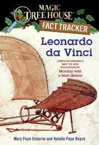 Link to an enlarged image of Leonardo Da Vinci : A Nonfiction Companion to Magic Tree House # 38: Monday with a Mad Genius (Magic Tree House Fact Trackers)