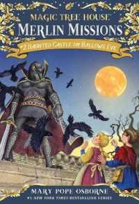 Link to an enlarged image of Haunted Castle on Hallows Eve ( Merlin Missions #2 ) (Magic Tree House) (Reprint)