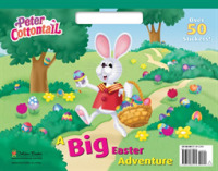 Link to an enlarged image of A Big Easter Adventure (Peter Cottontail) (ACT CLR IN)