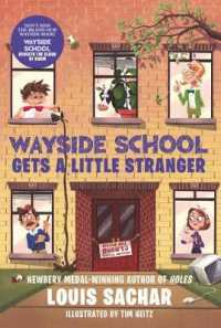 Link to an enlarged image of Wayside School Gets a Little Stranger (Wayside School) (Reissue)