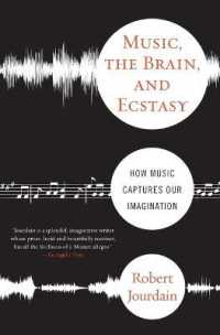 Link to an enlarged image of Music, the Brain & Ecstasy : How Music Captures Our Imagination