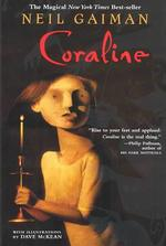 Link to an enlarged image of Coraline (10th Reprint Anniversary)